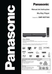 DMP-BDT300.pdf - Panasonic