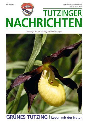 Download Heft 04 / April 2011 - Tutzinger Nachrichten