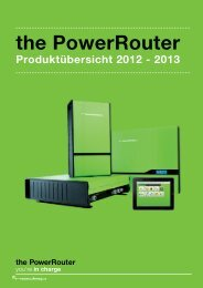 PDF Version - 1301 Language - German Category - the PowerRouter