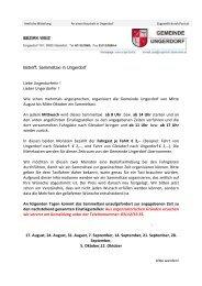 11-08-04 Sammeltaxi-Info - Gemeinde Ungerdorf