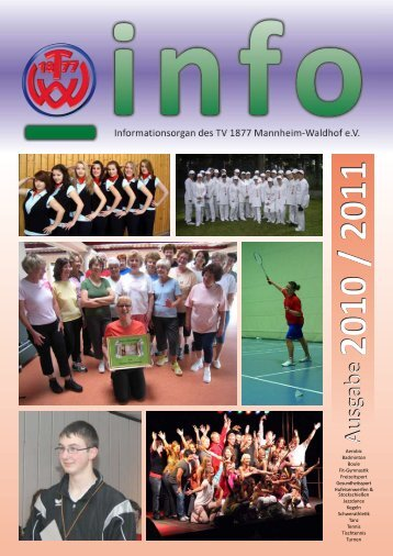 2010 / 2011 - TV Waldhof