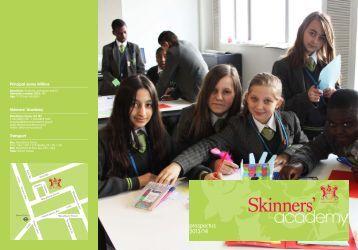 General Prospectus 2013-14 - Skinners' Academy