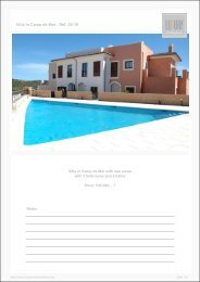 Villa in Camp de Mar - Ref. 03-16 - Luxury Holidayhomes on Mallorca