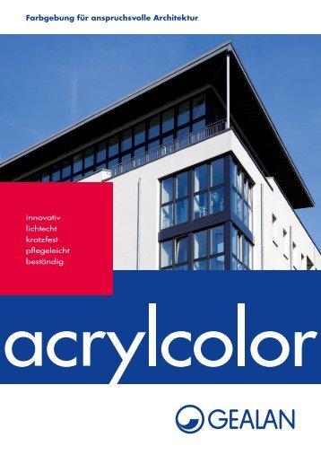 Farbgebung für anspruchsvolle Architektur - Schmitz-Fenster GmbH