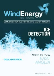 Unlocking operational productivity in 40,00 wind turbines worldwide