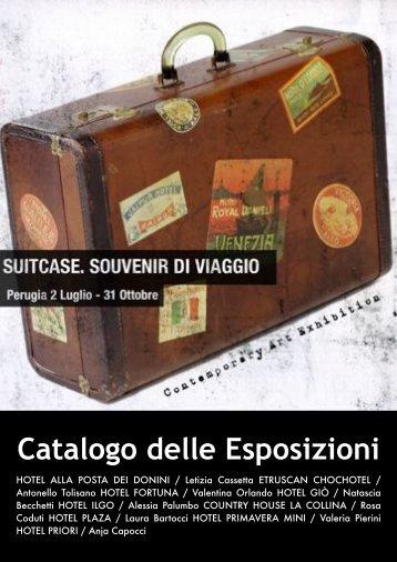 Suitcase. Souvenir di Viaggio - Federalberghi
