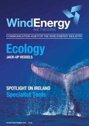 spOtLIgHt ON IreLAND - Wind Energy Network