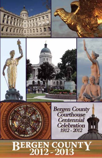 important bergen county and municipal phone numbers