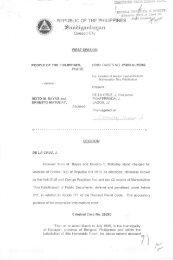 Crim Case/s 25280-25282 - People vs. Bayas, et al - Sandiganbayan
