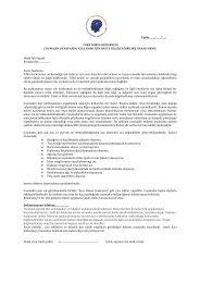 coumadin (warfarin) kullanımı - Türk Nöroloji Derneği