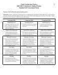 Conducting Rubric Student Self-Assessment - band4me - Page 2