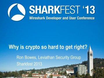 C - Sharkfest