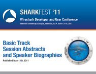 11 Basic Track Session Abstracts and Speaker Biographies