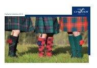 Highland Brochure - House of Cheviot