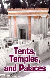 Tents, Temples, and Palaces - GlobalReach.org