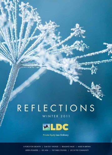 REFLECTIONS - LDC