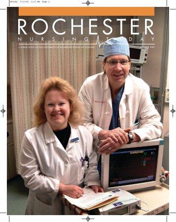 Summer 2003 - University of Rochester Medical Center