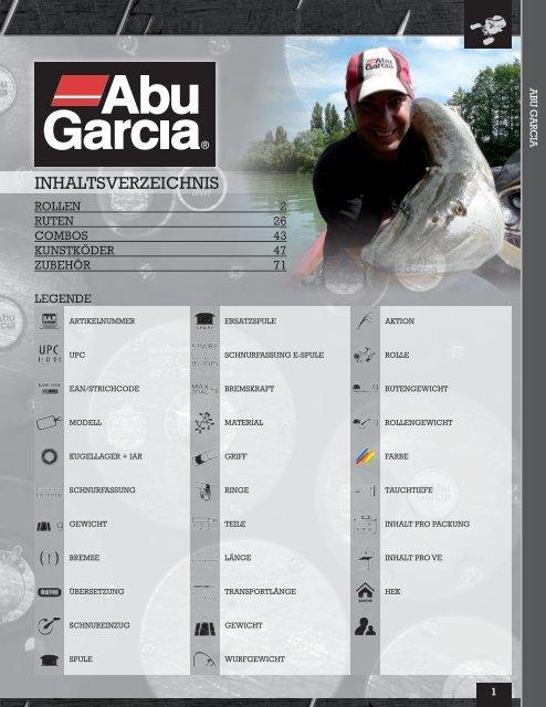 Game Abu Garcia Forellenkescher