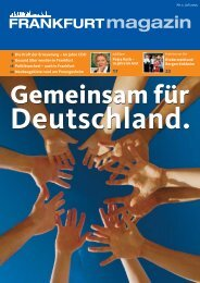Nr. 3 Juli 2005 - CDU-Kreisverband Frankfurt am Main