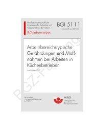 BGI 5111 - Graf Feuerschutz