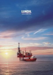 ANNUAL REPORT 2005 - Lukoil