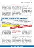 RECHT muss RECHT bleiben - Seite 3