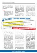 RECHT muss RECHT bleiben - Seite 4