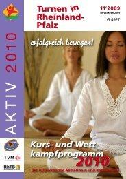 Aktiv 2010 - Turnverband Mittelrhein