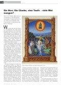 Ein Herr, ein Glaube, eine Taufe - Arbeitsgemeinschaft ... - Seite 4