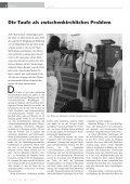 Ein Herr, ein Glaube, eine Taufe - Arbeitsgemeinschaft ... - Seite 6