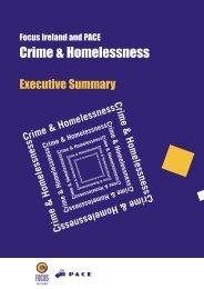 Crime & Homelessness - Focus Ireland