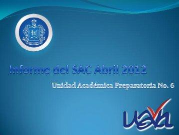 Abril 2012 - sistema administrativo de calidad