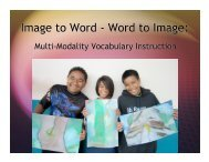 Image to Word Presentation (PDF) - Picturing Science