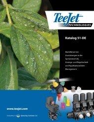 Katalog 51-DE - TeeJet