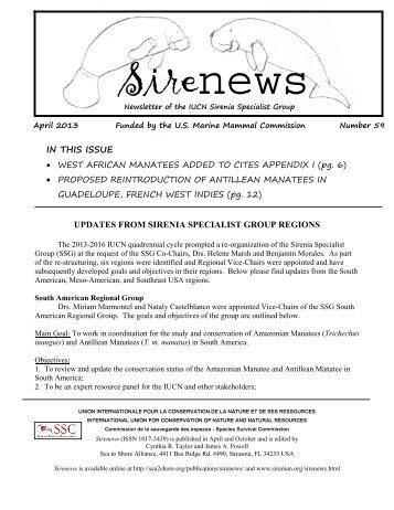 PDF - Sirenian International