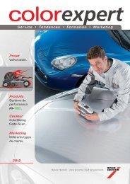 2012 Service • Tendances • Formation • Marketing ... - Spies Hecker