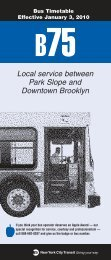 ,./ Local service between Park Slope and Downtown Brooklyn