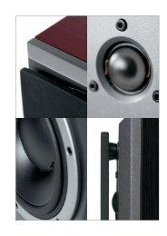 Dynaudio DM - Audio Products Australia