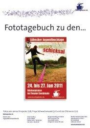 Fototagebuch der 5. Lübecker Jugendbuchtage