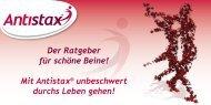 Antistax ® Der Ratgeber für schöne Beine - Boehringer Ingelheim