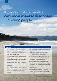 common mental disorders - Bpac.org.nz