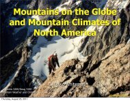 Lecture 03: Mountains (pdf) - Inscc.utah.edu