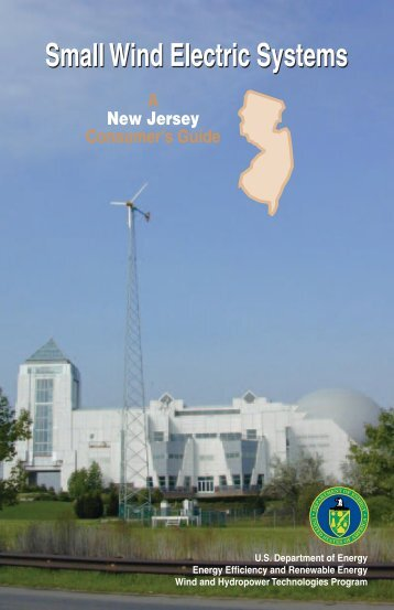 Small Wind Electric Systems A New Jersey Consumer's Guide - OSTI