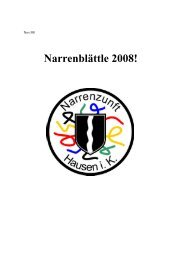 Download - Narrenzunft Hausen im Killertal