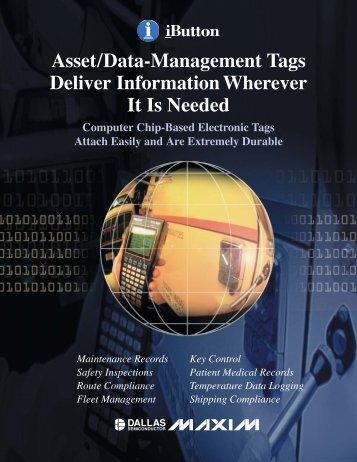 Asset and Data Management - Maxim