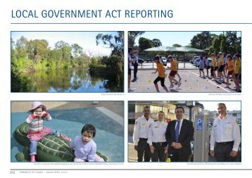 local government act reporting - Parramatta City Council - NSW ...