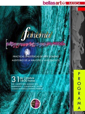 fonema_programa