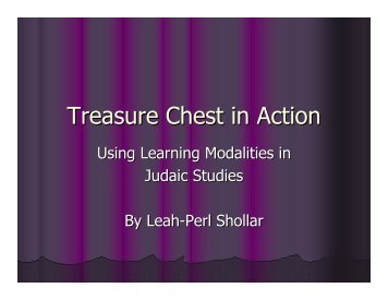 Treasure Chest in Action