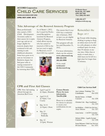 Spring 2012 (pdf) - Accord Corporation