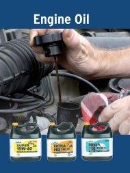 Engine Oil - UFA.com